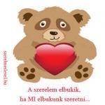 A szerelem elbukik, ha MI elbukunk szeretni...